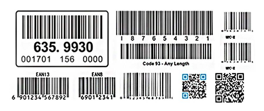新大陆自动识别扫码枪NLS-FR40,收银扫码盒子升级版,多种商品码、手机付款码、屏幕码通通搞定